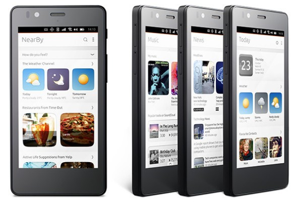 First Ubuntu Phone Landing In Europe Shortly