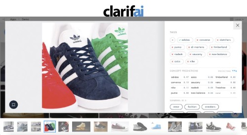 Clarifai raises $30M to give developers visual search capabilities