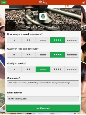 Loop Makes It Easy To Conduct Real-Time Surveys Via iPad