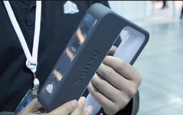 Meet Sense, 3D Systems' Cheap, Dead-Simple 3D Scanner For The Masses