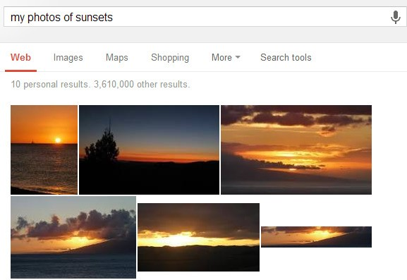 Google Starts Using Computer Vision To Let You Search Your Google+ Photos