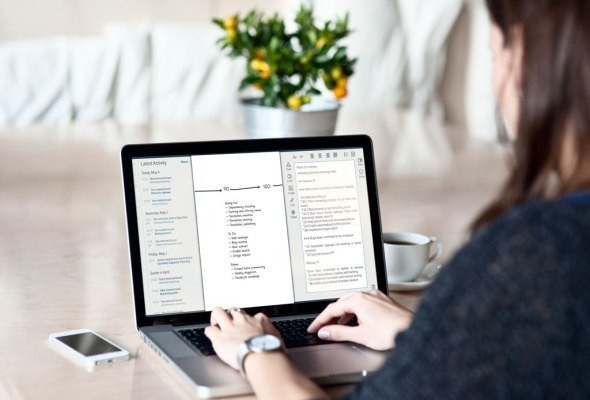 Ex-Skypers Launch Virtual Whiteboard Deekit