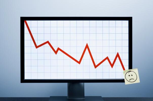 Stocks drop as unemployment spikes – TechCrunch