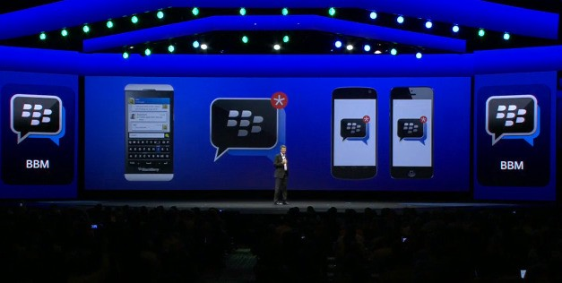 BlackBerry To Launch BBM On Android And iOS This Summer