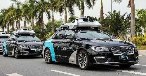 Backer of Musical.ly, Grindr and Opera to invest $50M in self-driving startup Pony.ai