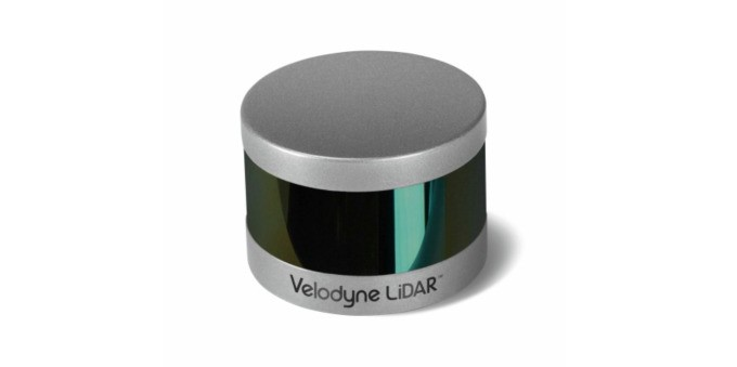 Velodyne adds a high-res version of its LiDAR sensor for autonomous driving