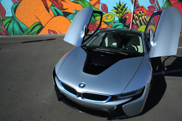 BMW i8: Reviewing The Car Of Tomorrow