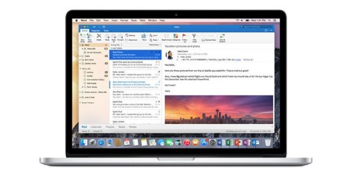 Outlook 2016 for Mac now lets you send emails later, track messages & more