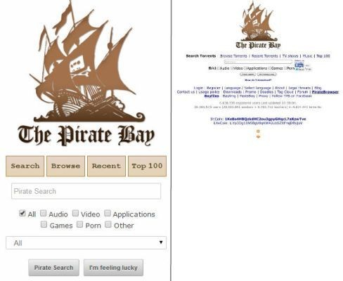 The Pirate Bay Launches A Mobile Website For Torrenting From Your Smartphone