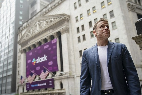 Stewart Butterfield says Microsoft sees Slack as existential threat
