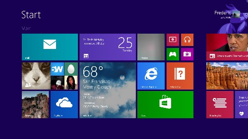 As Microsoft Doubles Down On Touch, The Desktop Becomes Even More Of An Afterthought