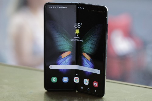 Samsung has sold 1 million Galaxy Fold smarthphones