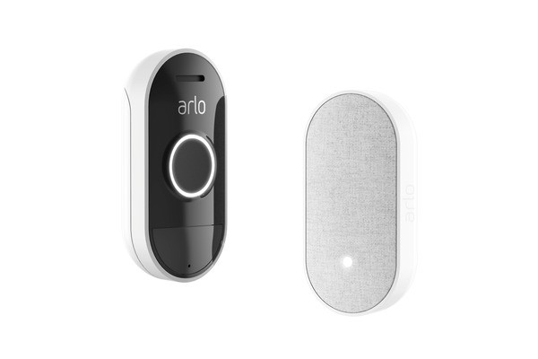 Arlo adds a smart doorbell to its home security offerings