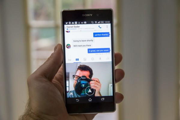 Facebook Messenger For Android Gets Improved Photo And Video Sharing