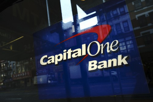 Capital One replaces security chief after data breach
