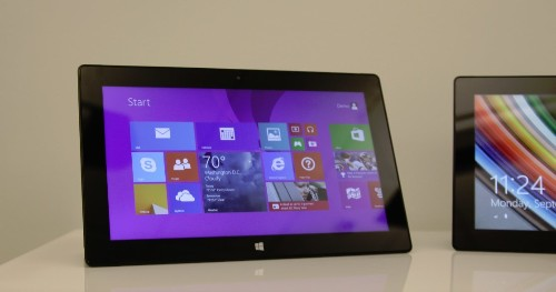 Meet Microsoft's Surface 2 And Surface Pro 2