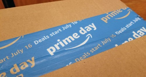 Amazon Prime Day U.S. sales bigger than last year, despite site issues