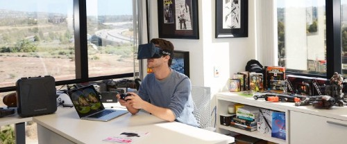 How Oculus Plans To Be Riding High When The Virtual Reality Wave Breaks