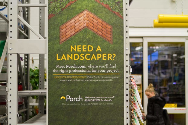 Porch.com Scores Big Win With Lowe's Partnership