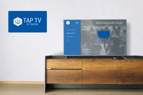 Tempow's Bluetooth stack can improve your TV setup