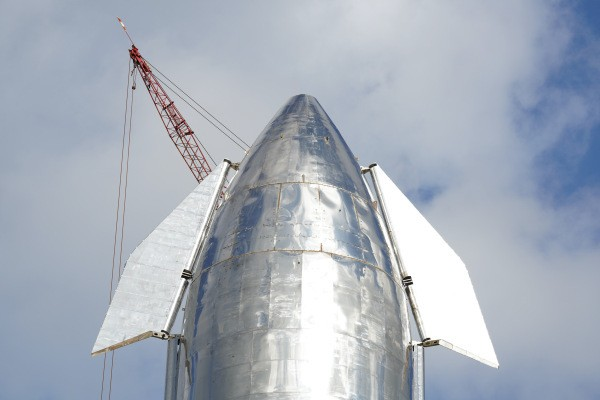Elon Musk says Starship SN8 prototype will have a nosecone and attempt a 60,000-foot return flight