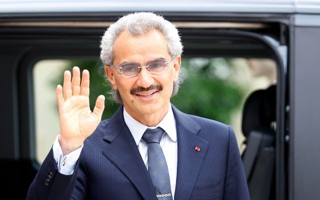 Prince Alwaleed Bin Talal, long a favorite in tech circles, is reportedly still under armed guard – TechCrunch