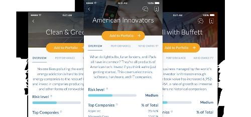 Micro-investing app Stash raises $25 million Series B