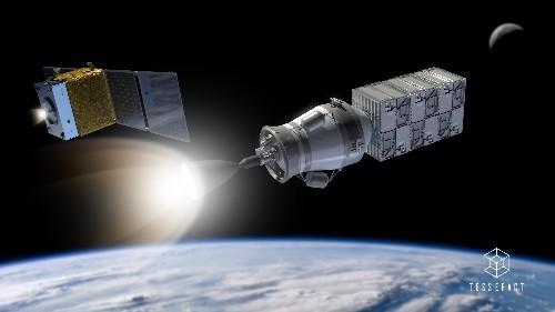 Tesseract makes spacecraft propulsion smaller, greener, stronger