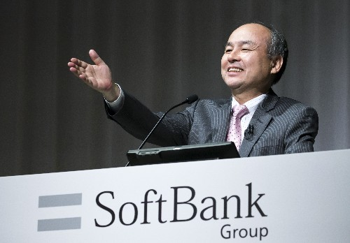 The savage genius of SoftBank funding competitors