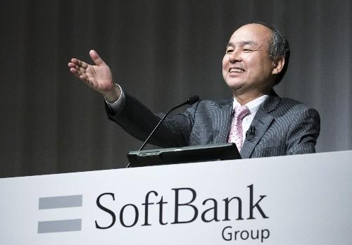 The savage genius of SoftBank funding competitors