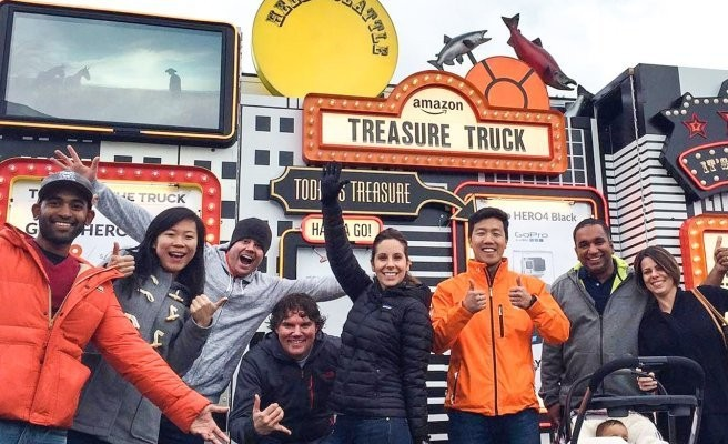 Amazon's 'Treasure Truck' deals program is expanding nationwide
