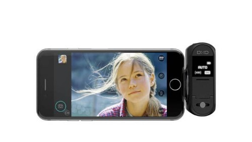 The DxO ONE Is A Plug-In iPhone Camera With A 1-Inch Sensor