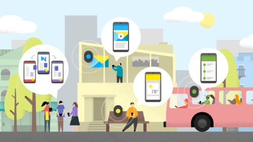 Google Introduces New Open Format And Developer Tools For Working With BLE Beacons