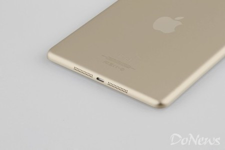 Goldfinger 2: Asian Site Leaks Rumored Gold iPad Mini 2 With TouchID Sensor