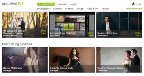 CAA, William Morris, Kevin Rose & More Back Hot Online Classroom CreativeLIVE, Flickr Founder Joins Board