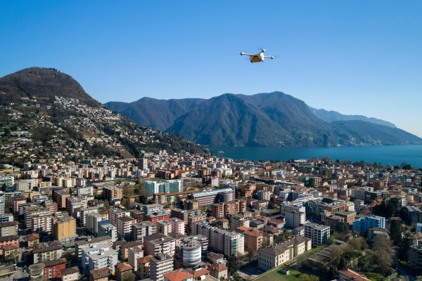 Matternet cleared to fly blood samples in delivery drones over Swiss cities