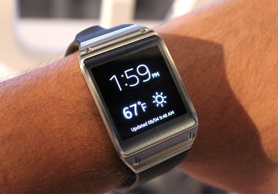 Samsung's Galaxy Gear Is Here And Better Than Expected