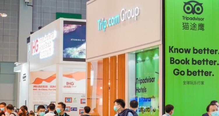 TripAdvisor shares drop following China app ban