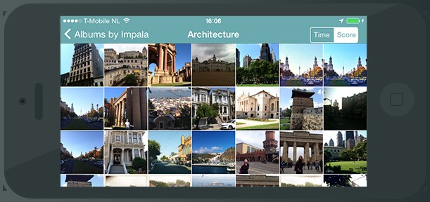 Impala For iPhone Identifies Your Photos Using Artificial Intelligence, Organizes Them For You