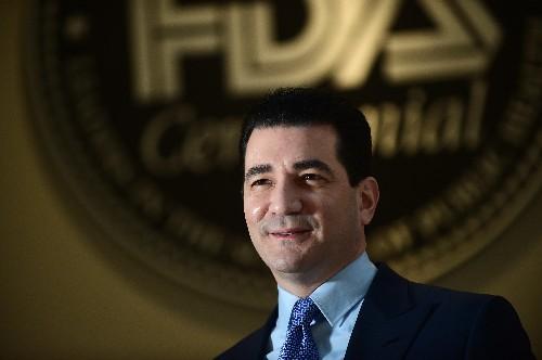 Former FDA chief Scott Gottlieb has rejoined the venture world — but he hasn't forgotten Juul