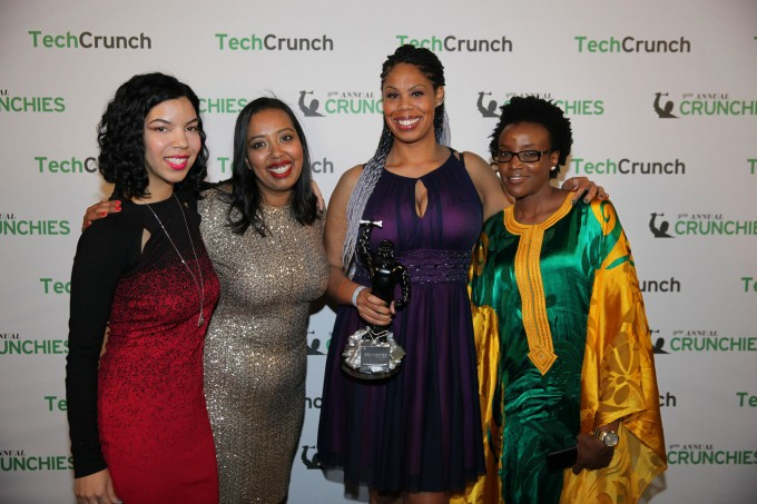 Slack Wins A Crunchie For Fastest Rising Startup