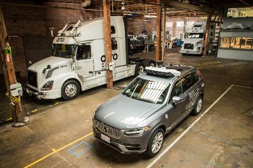 Uber's self-driving cars start picking up passengers in San Francisco