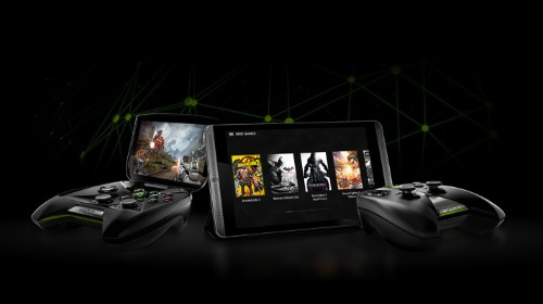 Nvidia Shield Tablet Gets Lollipop Nov. 18, Grid Streaming Game Service Coming This Month