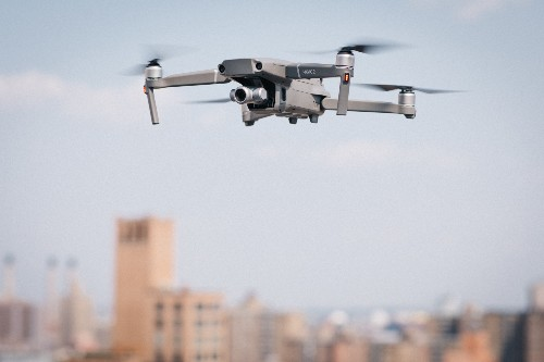 DJI is adding receivers to help drones avoid plane and helicopter collisions