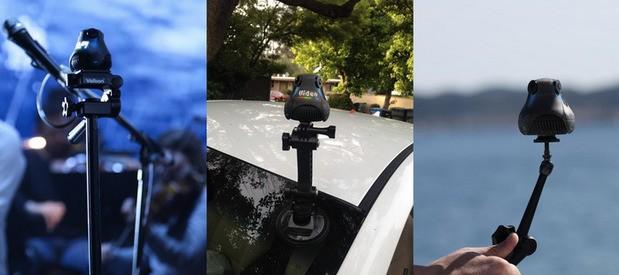 Giroptic 360-Degree Camera Smashes Past Half A Million Raised On Kickstarter