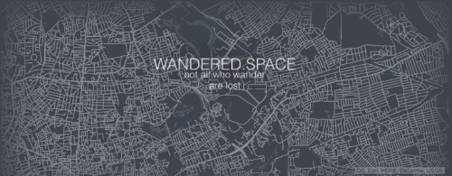 Wandered.space helps you explore the cool spots all around you