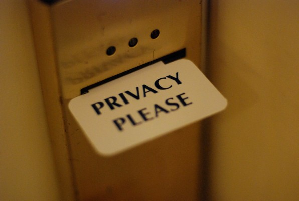 Why you should bet big on privacy