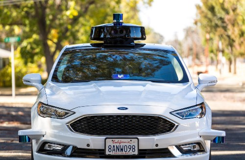 Lyft opens autonomous driving dataset from its Level 5 self-driving fleet to the public