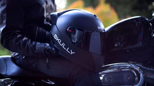 Augmented Reality Motorcycle Helmet Startup Skully Hires Former HTC, Ducati Execs