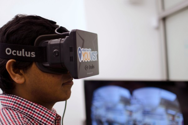 Universities Look To Oculus Rift To Lure Students To Campus